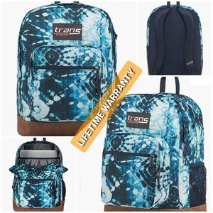 """🎒NWT‼️The TRANS by JanSport """"Super Cool Backpack"""""""